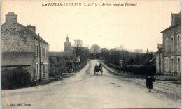 35 Plélan Le Grand - Arrivée Route De Ploërmel   * - Other Municipalities