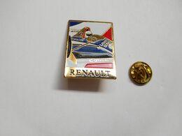 Beau Pin's , Auto Renault F1 , Tabac Camel , Biére Labatt's , Carburant ELF - Renault