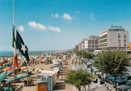 AK - Italien - CAORLE - Spiaggia Di Ponente S. Magherita Mit Hotel Columbus - Venezia