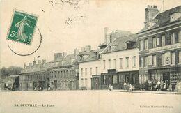 76 BACQUEVILLE - LA PLACE - Autres Communes