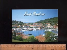 SAINT ST MANDRIER SUR MER Var 83 : Le Port Et La Ville - Saint-Mandrier-sur-Mer