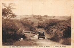 A-20-3333 : BELLE-ILE-EN-MER. LE VALLON DE TIBAIN. VILLAGE DE KERVIN - Belle Ile En Mer