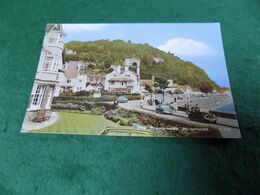 VINTAGE UK SOMERSET: MINEHEAD The Promenade Tint Cars Blackmore - Minehead