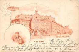 Belgique - Charleroi - Précurseur - Athénée Royal -  Librairie  Surin - Edit Delaere - Charleroi