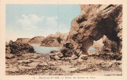 A-20-3355 : BELLE-ILE-EN-MER. GROTTES DU TALUS - Belle Ile En Mer