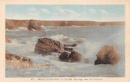 A-20-3356 : BELLE-ILE-EN-MER. VERS LES POULAINS LES ROCHERS - Belle Ile En Mer