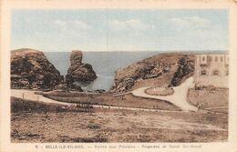 A-20-3358 : BELLE-ILE-EN-MER. POINTE DES POULAINS. CHATEAU SARAH BERNHARDT - Belle Ile En Mer