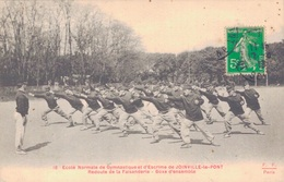 94 - JOINVILLE LE PONT / ECOLE NORMALE DE GYMNASTIQUE ET D'ESCRIME - BOXE D'ENSEMBLE - Joinville Le Pont