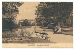 RAVENNA - Giardini Pubblici - Ravenna
