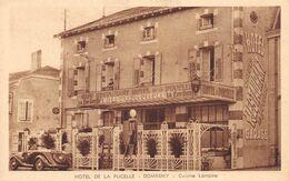 A-20-3375 : DOMREMY. HOTEL DE LA PUCELLE. - Domremy La Pucelle