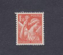 TIMBRE FRANCE N° 435 NEUF ** - 1939-44 Iris