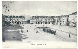 CUNEO - Piazza V.E. II - Cuneo
