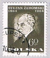 Poland 1267 Used Zeromski 1964 (BP41207) - Non Classés