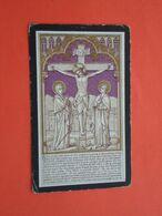 Maurice Vanackere Geboren Te Gheluwe 1894  En Overleden Te Meenen 1919  (2scans) - Religion & Esotérisme