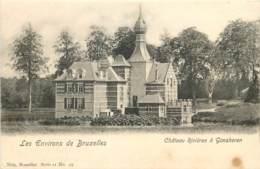 Belgique - Nels Série 11 N° 49  - Les Environs De Bruxelles - Ganshoren - Le Château Rivièren - Ganshoren