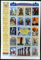 Lesotho ZD-Bogen MiNr. 1562-78 Postfrisch MNH Millenium (GG326 - Lesotho (1966-...)
