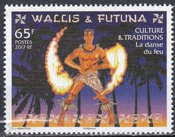 Wallis Et Futuna TUC 2017 YT 868 Neuf - Wallis E Futuna