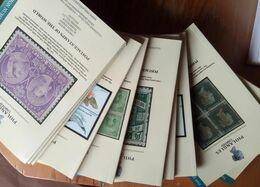 Philangles 2013 / 2014 / 20158 Et 2017. N° 286, 295, 298, 301, 304, 307, 310, 313, 321 Et 348 - Catalogues For Auction Houses