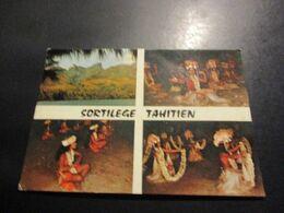 CP Tahiti - Sortilège Tahitien - Polynésie Française