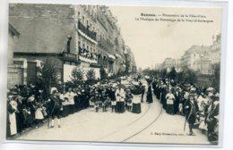 35 RENNES  Musique Du Patronage De La Tour D'Auvergne  Quai De La Ville  Procession De La Fete Dieu     /D03-2017 - Rennes