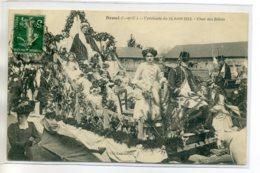 41 DROUE Le CHar Des Bébés Cavalcade Du 14 Avril 1912 - Vve Yson Editeur    /D05-2017 - Droue