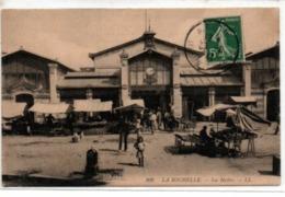 La Rochelle-Les Halles - La Rochelle