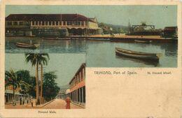 ANTILLES  TRINIDAD  Port Of Spain  St Vincent - Trinidad