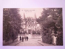 2020 - 7217  VILLERS-sur-MER  (Calvados)  :  VILLA  JUILLARD   1910   XXX - Villers Sur Mer