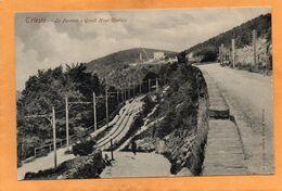 Trieste Italy 1905 Postcard - Trieste (Triest)