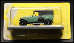 """BOITES A TIMBRES. Voitures. """"Renault NN 1927"""", éd. Musée De La Poste, Sous Blister. - TB. - R - Boites A Timbres"""