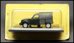 """BOITES A TIMBRES. Voitures. """"Citroën 2 CV Azu 1962"""", éd. Musée De La Poste, Sous Blister. - TB - Boites A Timbres"""