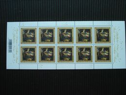 Postfris Velletje Zegels**3332** - Hojas