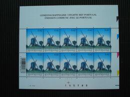 Postfris Velletje Zegels**3091** - Hojas