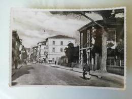 13- CARTOLINA AREZZO - VIA VITTORIO VENETO - Arezzo
