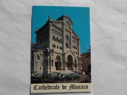 La Cathédrale De Monaco - Kathedrale Notre-Dame-Immaculée