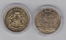 44 Le Croisic Le Blason 2014 + Batz Sur Mer Ne Crains Terre Et Mer 2012 - Monnaie De Paris