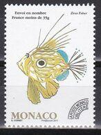 Monaco 2011 - Mi.Nr. 3051 - Postfrisch MNH - Tiere Animals Fische Fishes - Fische