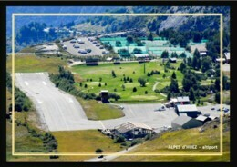 38  ALPES  D'HUEZ  ... Aerodrome Heliport - Otros Municipios