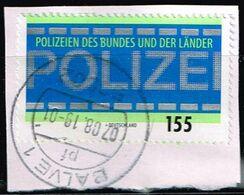 Bund 2019,Michel# 3480 O Polizei Des Bundes Und Der Länder - [7] Federal Republic