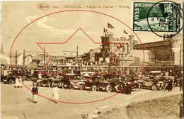 Hippodroom - Hippodrome Wellington - Ingang Koerseplein - Sortie Du Champ.....Oostende - Ostende(DOOS 4) - Oostende