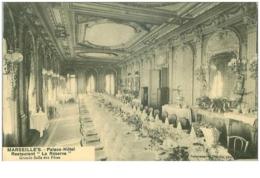 13 . N°36726 . Marseille.palace Hotel Restaurant La Reserve.salle Des Fetes - Endoume, Roucas, Corniche, Beaches