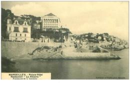 13 . N°36725 . Marseille.palace Hotel Restaurant La Reserve. - Endoume, Roucas, Corniche, Beaches