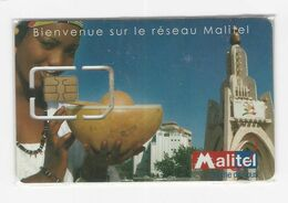 Mali GSM, SIM Card,unused,fixed Chip - Mali