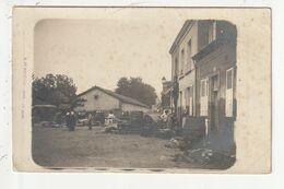 CARTE PHOTO - MAMERS - CATASTROPHE DU 7 JUIN 1904 - 72 - Mamers