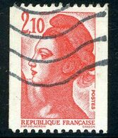 N°YT 2322 - Type Liberté - Rollo De Sellos