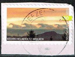 Bund 2020,Michel# 3532 O  Atmosphärische Phänomene, Selbstklebend - [7] Federal Republic