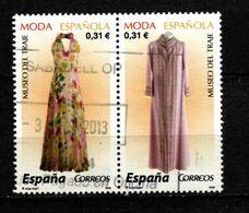ESPAGNE - 2008 - YT N° 4069 / 4070 - Oblitérés - 2001-10 Afgestempeld