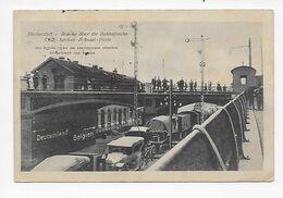 Herbesthal - Brücke über Die Bahnstrecke Cöln-Aachen-Brüssel-Paris 1916 - Eupen Und Malmedy