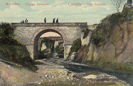 CORINTHE , Greece , 1900-10s ; Pont Solomos - Greece