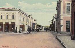 CORINTHE , Greece , 1900-10s ; Le Marche - Greece